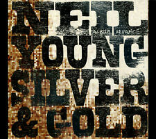 Neil Young - Silver & Gold with Bonus Interview CD VG Shape