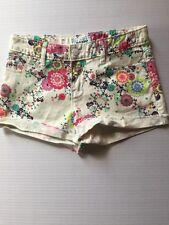 Old Navy Girls Stretch Denim Shorts Size 12