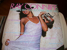 RAY CONNIFF PLAYS THE BEE GEES AND OTHER GREAT HITS-LP-NM-COLUMBIA