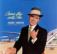 Come Fly with Me by Frank Sinatra (CD, Nov-1992, Emi)