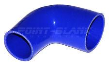 Silicon/Silicone 2.5 to 2 Inch ID 90 Deg Elbow Reducer