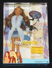 My Scene Madison Production Sample #4 Target 2003 Barbie Doll Mattel NIB Rare
