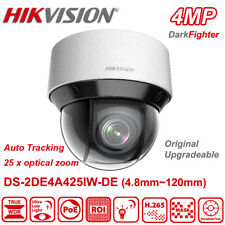 Hikvision DS-2DE4A425IW-DE 4MP 25x Zoom PTZ Darkfighter IP Camera IR H.265 PoE+