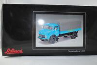 1:18 Schuco Mercedes Benz L322 Krombacher LKW blue #00153 Neu/OVP Rarität*