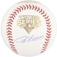Andy Pettitte New York Yankees Autographed 2009 World Series Baseball