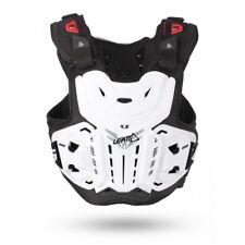 Nuevo 4.5 Protector de pecho para adultos Leatt nivel 2 MX Enduro Cuerpo Armadura de Pecho Blanco