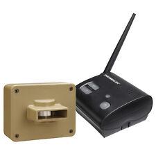 Chamberlain Cwa2000 Wireless Motion Alert Expandable Coverage Weatherproof