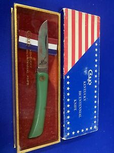 Case Kentucky Bicentennial G137 New in Box