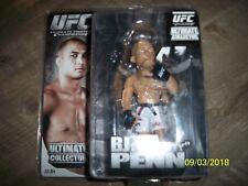 BRAND NEW! COLLECTOR'S BJ PENN UFC ACTION FIGURE!