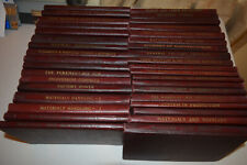 Lincoln Factory Executive Service Set of 36 Volumes Engineering Admin Economy