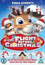 The Flight Before Christmas [DVD] [2011] New Sealed Xmas Movie Kids Family