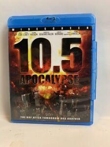 10.5 APOCALYPSE Echo Bridge US BLU-RAY sci-fi horror schlock
