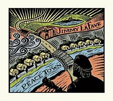 Jimmy LaFave - Peace Town [CD]