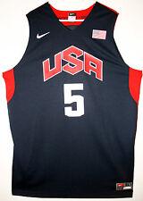 Nike NBA Basketball Trikot Jersey Vintage USA Team Kevin Durant 48 XL