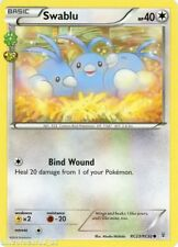 Radiant Collection RC23/RC32 Swablu Mint Pokemon Card