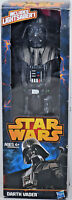 Star Wars DARTH VADER w/ Lightsaber 12 inch Action Figure Hasbro New in Box