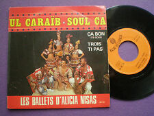 CARAIB SOUL BAND FRANCE 45 1970 Afro Caribe Begine-Groove Breaks Wah Wah Organ