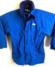 Vintage Karrimor S Gore Tex Waterproof Coat Festival Small Unisex Blue vintage