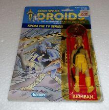 VINTAGE STAR WARS DROIDS KEZ-IBAN KENNER 1985 BRAND NEW