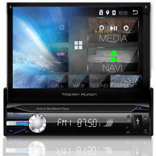 Tristan Auron Android Autoradio mit Navi Bluetooth Navigation 1 DIN DAB+ 3G Wifi