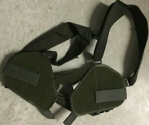Holster P1/ P38 BW Flecktarn, Schulterholster - Platte, Magazintasche G3 G36