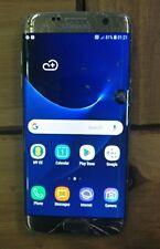 Samsung Galaxy S7 edge (CRACKED SCREEN ReadDescription) SM-G935F - 32GB - Gold