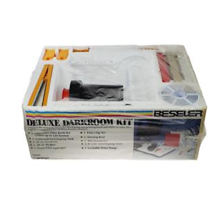 BESELER Deluxe Darkroom Kit #8008 Great Kit Vintage