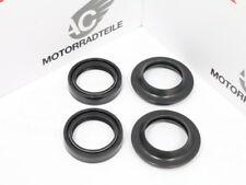 Honda CB 500 S PC26 PC32 Simmerring Dichtring Staubkappen Set Gabel Repro 37 mm