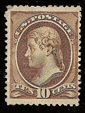 U.S. UNUSED 209        MH        (S627)