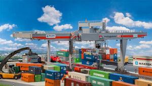 Faller H0 120290 Containerbrücke NEU/OVP