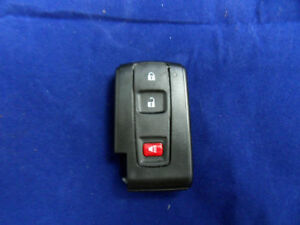 NEW Smart Remote Key Case Shell Fob 2+1 Button 04-09 Prius™ Free Shipping