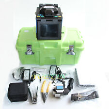 FTTH Fiber Optic Splicing Machine Optical Fiber Fusion Splicer