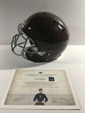 Dimitri Nance GREEN BAY PACKERS Schutt Game Issued WORN Used Football Helmet