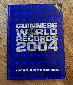 Guinness Book of World Records, 2004