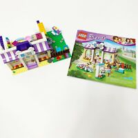 LEGO Friends 41124 Heartlake Puppy Daycare Building Play Set Retired