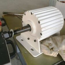 hot selling! free shipping by DHL 110V 2KW permanent magnet generator low RPM