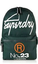 SUPERDRY Men's Ladies School Girls Boys Backpack Rucksack Cheapest Present Gift