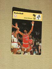 FICHE CHAMPION BASKETBALL NBA ARTIS GILMORE CHICAGO BULLS  USA 1978