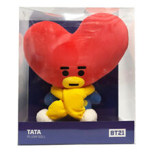 OFFICIAL BT21 CHRISTMAS PLUSH DOLL STANDING DOLL TATA