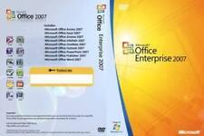 Microsoft office 2007 Enterprise Edition Windows (use upto 5 PC)