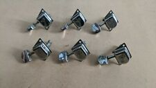 1966 1967 1968 1969 lefty Fender Telecaster Stratocaster tuners tuning pegs