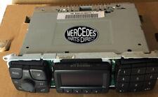 NEW MERCEDES-BENZ W220,S320 CDI RADIO HEAD UNIT  A2208201586