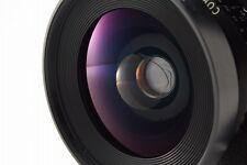 [Exc+++++]Nikon Nikkor SW 90mm f/8 S Lens w/ Copal #0, Linhof Board From Japan
