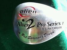 Alien Sport Alien 2 Pro Series 1 Pat Simmons Design Sand Wedge Steel Shaft - RH