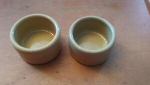 Mason cash small pet bowls ceramic used offers welcome xs2