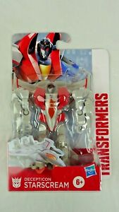 TRANSFORMERS Decepticon STARSCREAM Action Figure
