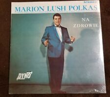 "Vintage SEALED! 1960's Marion Lush Polkas ""Na Zdrowie"" LP - DYNO (DLP-1606) MINT"