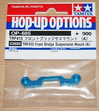 Tamiya 53685 TRF415 avant Pont Suspension Mount (A) (TA05/TRF415MS/TRF415MSX)