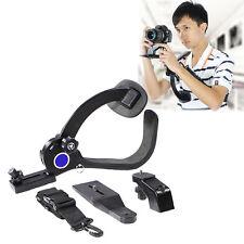 Hands Free Shoulder Pad Mount Stabilizer Support Universal Camcorder Camera USe