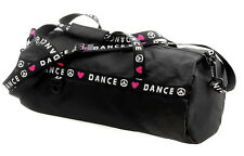 Capezio B81 Dance Duffle Bag - Black or Hot Pink   SALE LIMITED TIME ONLY